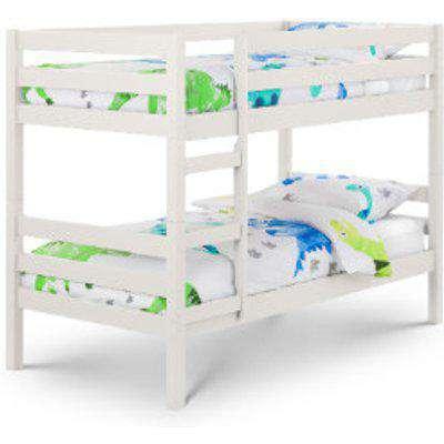 Jamie Surf White Bunk Bed - Surf White