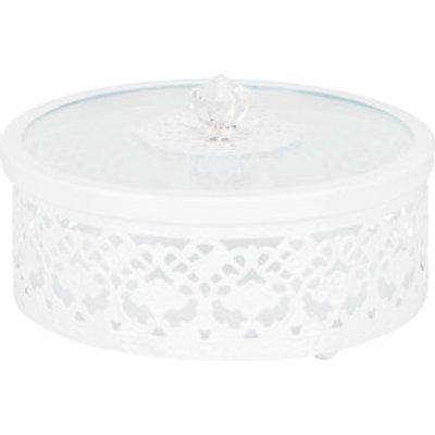 Jewel Lace Trinket Box