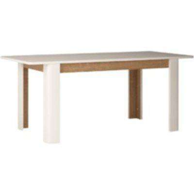 Jonas & James Lecce Extending Dining Table - White