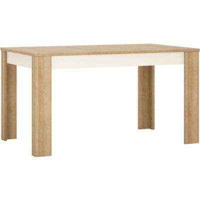 Jonas & James Lelia Extending Dining Table  - Riviera Oak / 140 - 180 cm