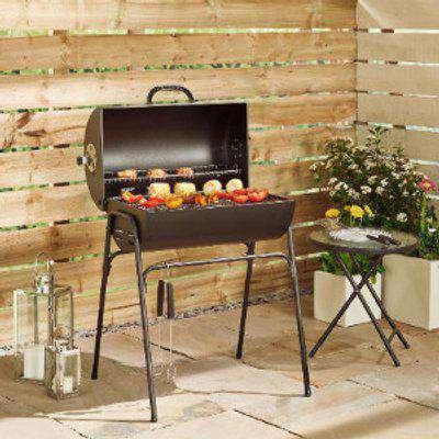 Kansas Charcoal BBQ