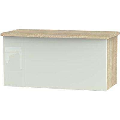 Kensington Kashmir Blanket Box - Bardolino