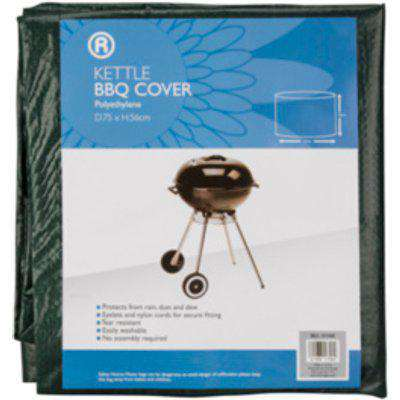 Kettle BBQ Cover - Green