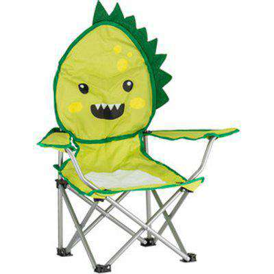 Kids Dino Shaped Camping Chair
