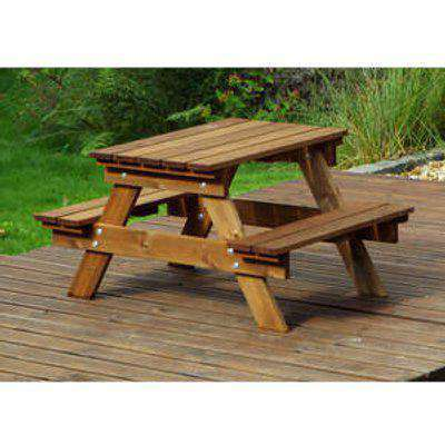 Kids Picnic Table Gold - Pallet Deal - Brown