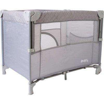 Red Kite Dreamer Bedside Travel Crib - Soft Grey