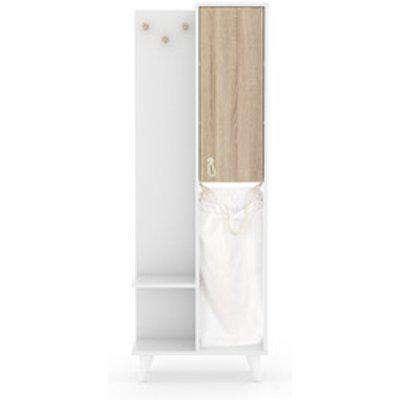 Kuban Sonomo Bathroom Cabinet - White, Sonomo