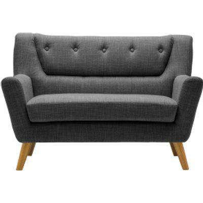 Lambeth Medium Two Seater Sofa - Grey