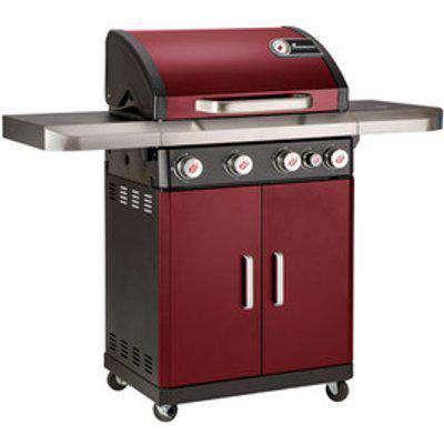 Landmann Rexon 4.1 Gas Barbecue 12234 - Burgundy