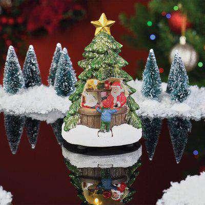 LED Christmas Tree Stall