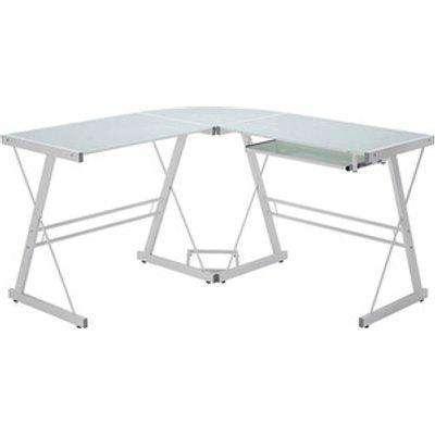Lexon Corner Desk - White