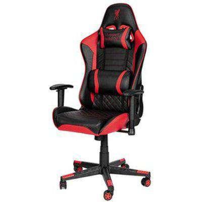 Liverpool FC Sidekick Gaming Chair - Black