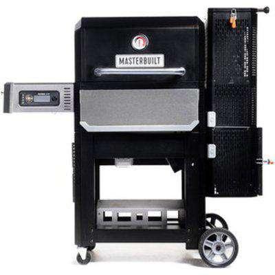 Masterbuilt Gravity Series 800 Digital Charcoal BBQ, Griddle and Smoker - Black