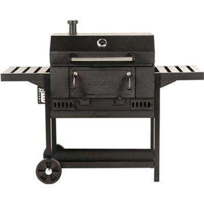 MasterBuilt 30 inch Charcoal BBQ Wagon - Black