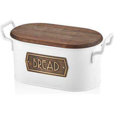 Matte White Bread Box - Matte White