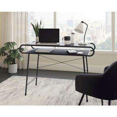 Metro Home Office Desk - Misted Elm
