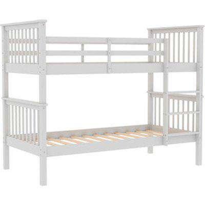Milan Bunk Bed - White