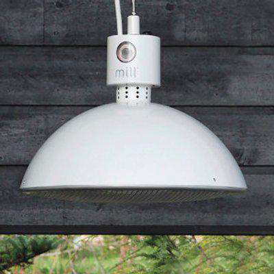 Mill Carbon Hanging Patio Heater