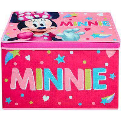 Minnie Mouse Jumbo Fabric Toy box - Pink