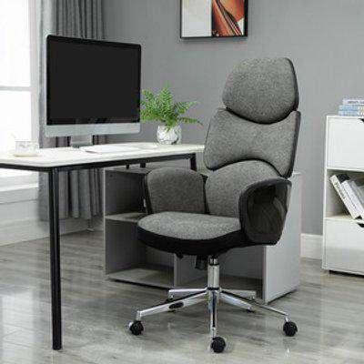 Modern Office Chair Ergonomic - White