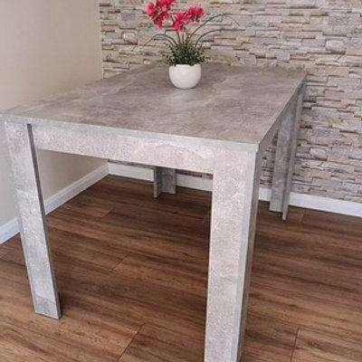 Modern Stone Grey Dining Table - Stone Grey