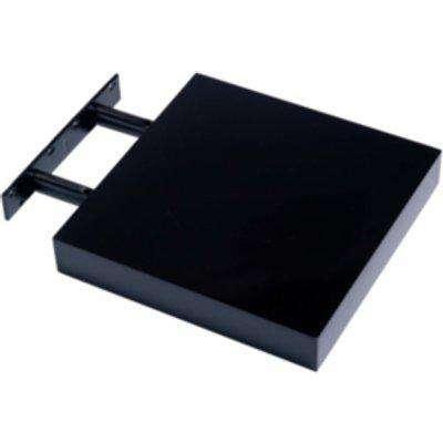 My Home Floating Shelf Kit - Gloss Black / 24cm