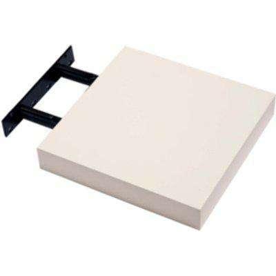 My Home Floating Shelf Kit - Gloss Cream / 24cm