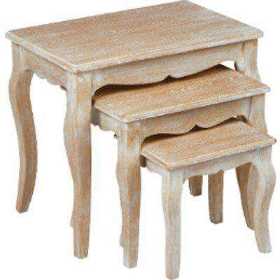 Nest Of Three Provence Tables