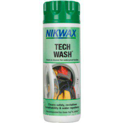 Nikwax Tech Waterproof Clothing Wash Cleaner 300ml