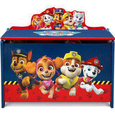 Paw Patrol Deluxe Toy Box