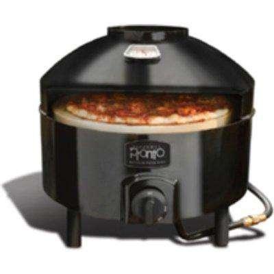 Pizzeria Pronto Gas Pizza Oven - Black
