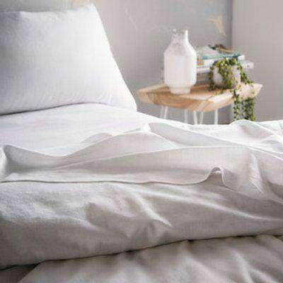 Portfolio Home Aspect Housewife Pillowcase - White