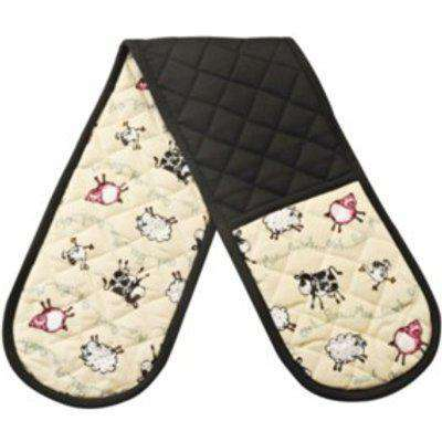 Price and Kensington Home Farm Double Oven Glove