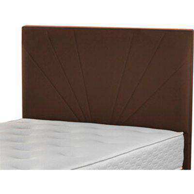 Quartz Headboard  - Chocolate / Super King