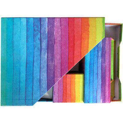 Rainbow Desk Organiser