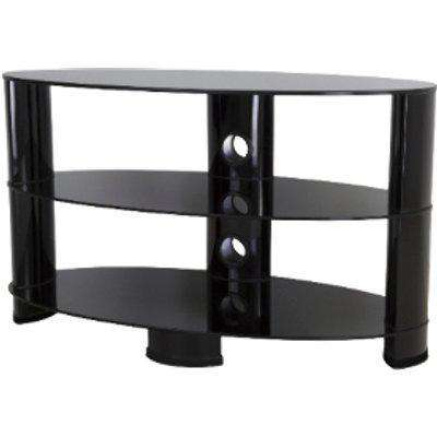 Reflections Oval TV Stand - 40cm / 85cm