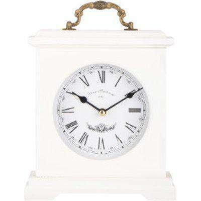 Reyenay Mantle Clock - White