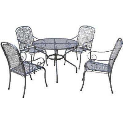 Royal Garden Caraneo Four Seater Dining Set