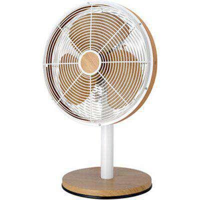 Scandi Style Desk Fan - 41cm