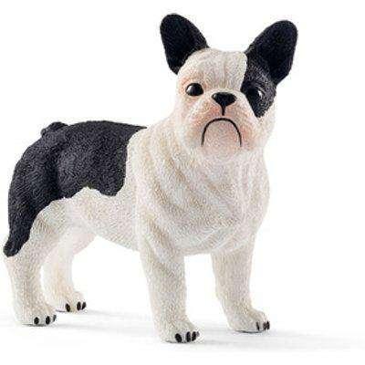 SCHLEICH Farm World French Bulldog Dog Toy Figure