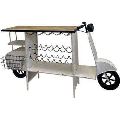 Scooter Bar Table