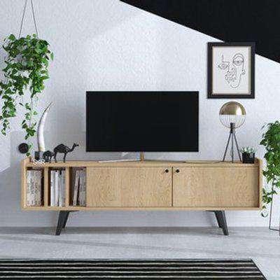 Seramood Jasmine - TV Stand - Oak