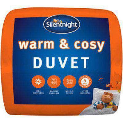 Silentnight Warm & Cosy 15 Tog Duvet - Super King size