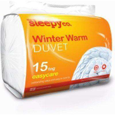 Sleepworks Extra Warm Duvet - Single