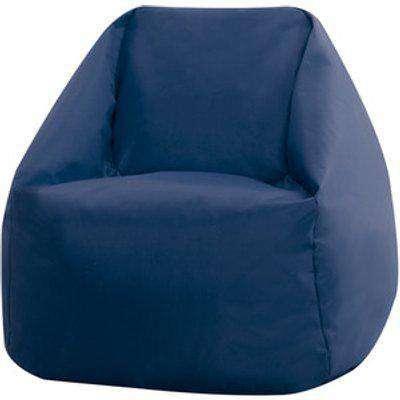 Small Hi Rest Toddler Bean Bag  - Navy Blue