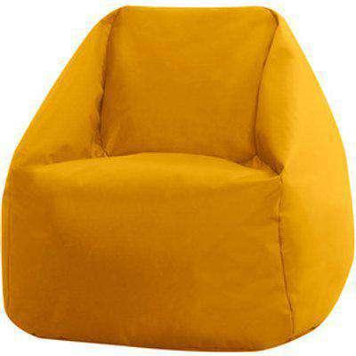 Small Hi Rest Toddler Bean Bag  - Ochre Yellow