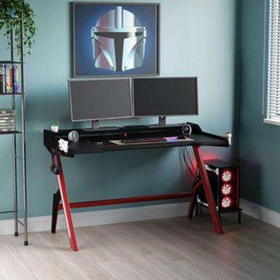 Solo Gaming Desk