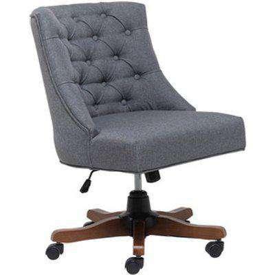 Swivel Office Chair - Grey