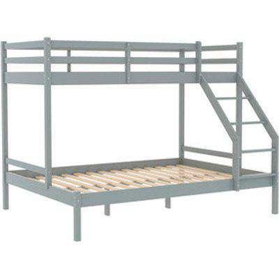 Sydney Triple Sleeper Bunk Bed Grey - Grey
