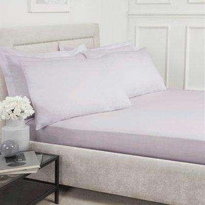 180 Thread Count Cotton Oxford Pillowcases - Lavender